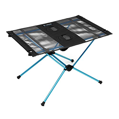 Helinox Table One Lightweight, Collapsible, Portable, Outdoor Camping Table, Black