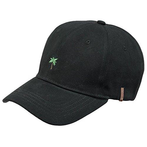Barts Unisex Posse Baseball Cap, Schwarz (Black 1), One Size