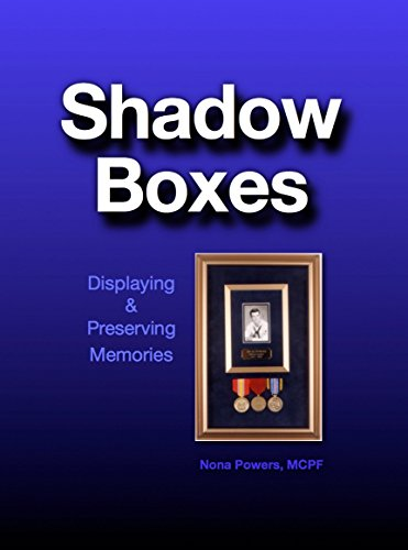 Shadow Boxes Displaying and Presenting Memories (English Edition)