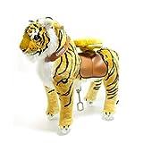 PonyCycle Boutique Officielle Equitation Tigre Marche mécanique Moyenne Taille…