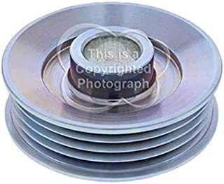Alternator Pulley, 4 Groove Serpentine for Compatible with Mitsubishi 17mm BORE, 62mm OD, 23.5mm W