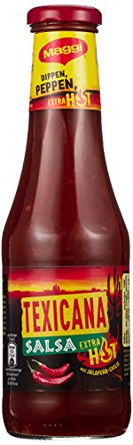Maggi Texicana Salsa Extra Hot, 12er Pack (12 x 500 ml)