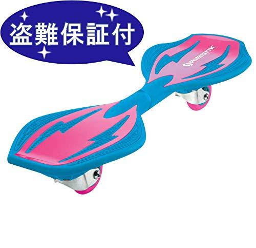 【ブレイブボード公式】【乗り方DVD付】リップスター/ブルーピンク