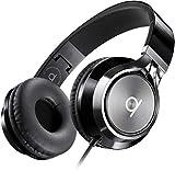 Artix Faltbare Kopfhörer mit Mikrofon, NRGSound CL750 Kompakte On-Ear Stereo Ohrhörer, Ideal für...