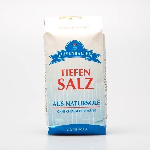 500g Luisenhaller Tiefensalz FEIN Originalverpackung -