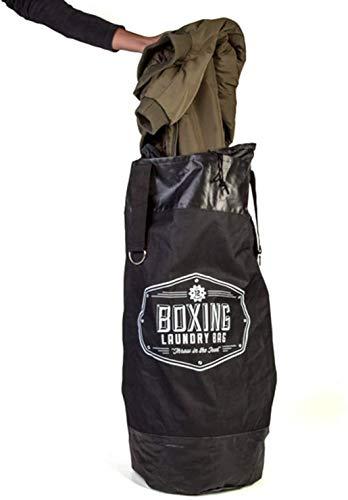 Wäschekorb/Wäschesack in Form eines Boxsacks