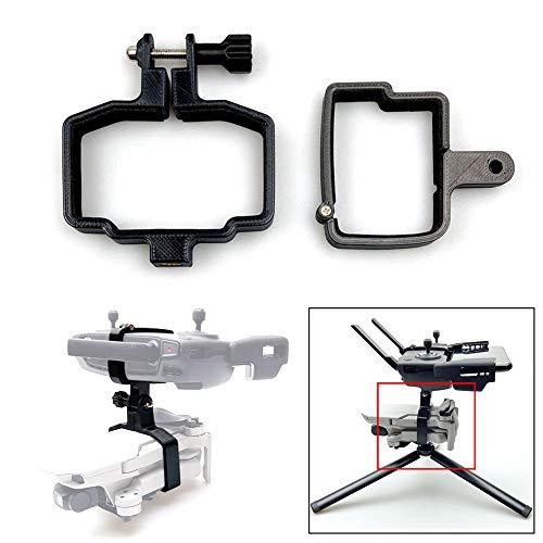 XHXseller - Soporte estabilizador de cardán de Mano para dji Mavic Mini Drone, estabilizador fotográfico para cámara, estabilizador de cardán, Accesorios de modificación, Color Negro