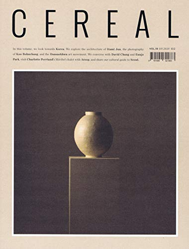 Cereal [UK] No. 19 2020 (単号)
