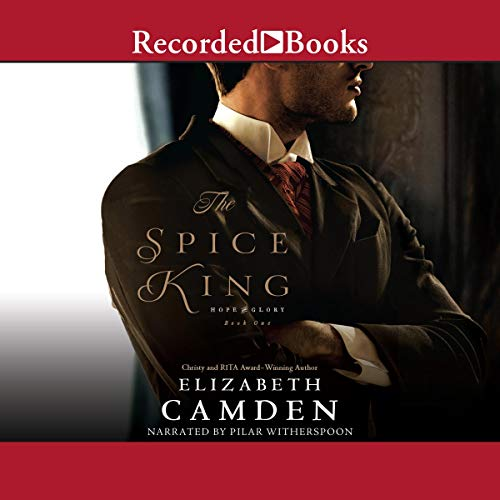 Couverture de The Spice King