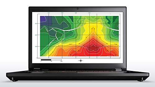 """Lenovo ThinkPad P70 Workstation Laptop Intel Core i7-6700HQ 32GB RAM 1TB PCIe SSD, NVIDIA Quadro M3000M 17.3"""" FHD Windows 10 Pro (Renewed)"""