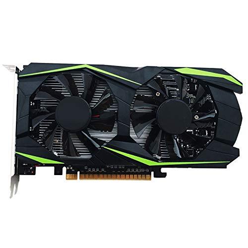 KUYG Gráfica Gaming Gtx960 4 GB Gddr5 128 bits con Ventilador Dual para Ordenador, Tarjeta gráfica de 4 GB, Tarjeta gráfica GeForce GTX, Tarjetas gráficas