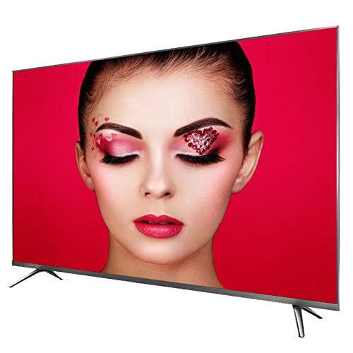 Home appliances Smart TV 4K UHD con WiFi, Televisor LCD Ultrafino De Pantalla Plana De 60 Pulgadas con Pantalla De Cristal Templado, Interfaz Externa Rich TV, Sonido Dolby