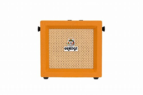 Orange - Mini amplificador de guitarra micro crush pix