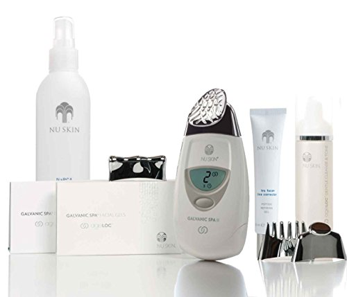 Nu Skin Galvanic Spa AGELOC PACKAGE WHITE by nuskin