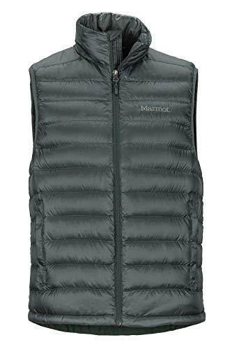 Marmot Men's Zeus Vest, Small, Dark Spruce