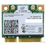 Intel Network 7260.HMWWB.R WiFi Wireless-AC 7260 H/T 2x2 AC+ Bluetooth HMC Dual Band Brown Box Electronics