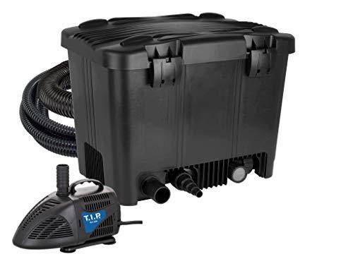 T.I.P. Vijverfilter WDF 20000 UV 18, UV-C 18 Watt, voor vijvers tot 20.000 liter