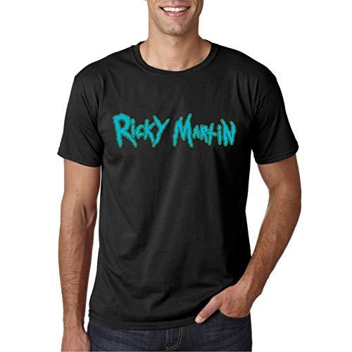 Ricky Martin - Camiseta Manga Corta (L)