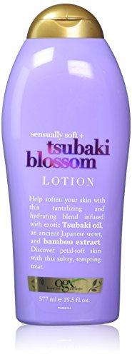 Ogx Sensually Soft + Tsubaki Blossom Body Lotion, 19.5 Oz