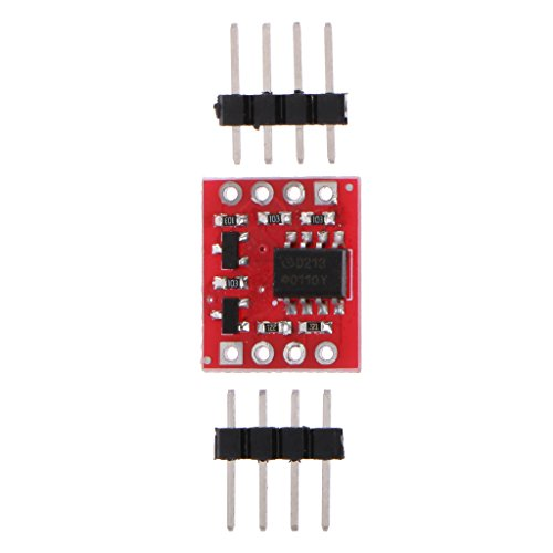 SDENSHI Ruptura del Optoaislador Rojo de 2 Canales para Optoacoplador Optoaislador