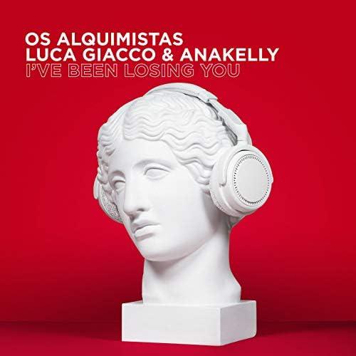 Os Alquimistas, Luca Giacco & Anakelly