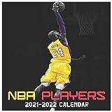 NBA Players 2021-2022 Calendar: Very Beautiful calendar gift for NBA s Lovers Calendar 16 Months