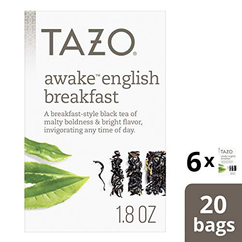 Tazo Awake English Breakfast Tea