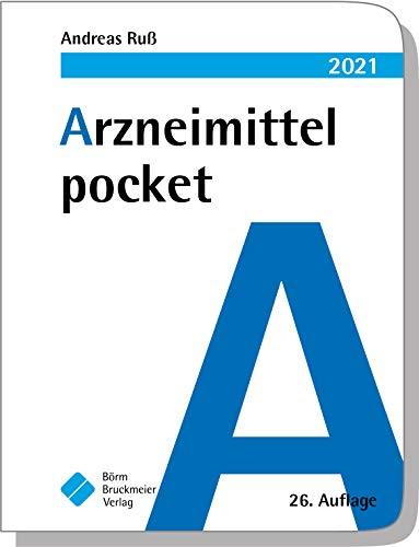 Arzneimittel pocket 2021 (pockets)