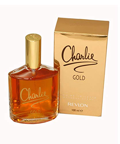 Revlon Charlie Gold femme/woman, Eau de Toilette, Vaporisateur/Spray 100 ml, 1er Pack (1 x 100 ml)