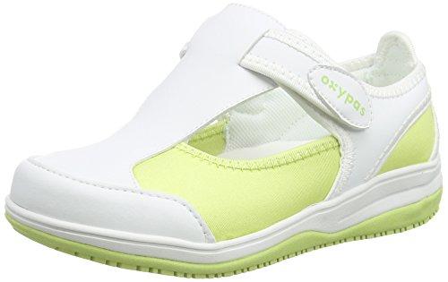Oxypas Candy, Women's  Work Shoes, Green (Light Green), 6.5 UK (40 EU)