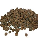 HOSSIAN Argilla espansa organica Ciottoli-Ceramsite Giardinaggio Coltivazione Terreno-Orchidee - Idroponica- Acquaponica-Terriccio (1.1LBS Organic Gardening)
