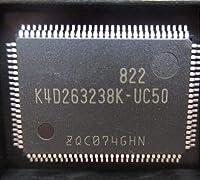 1pcs/lot K4D263238K-UC50 K4D263238F-UC50 K4D263238I-UC50 QFP100