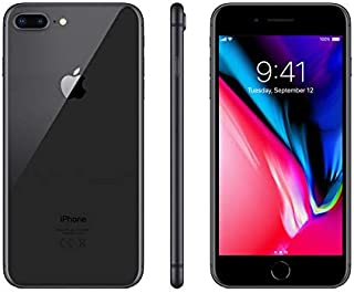 Apple MX242AE/A IPHONE 8 PLUS 128GB SPACE GREY - Grey (Pack of1)