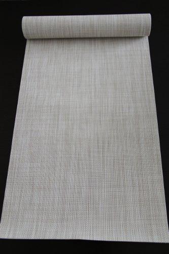 Chilewich Tischläufer Mini Basketweave Parchment 36 x 183 cm