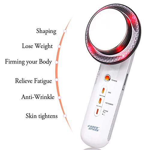 Cavitación Ultrasónica Máquina,EMS Cavitación Grasa Anti Celulitis Remover Pérdida de peso Dispositivo de estiramiento de la piel
