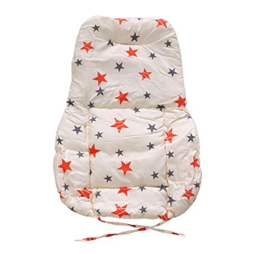 Ydh - Mantel para cochecito de bebé, material del asiento: toldos y fundas de tela, cojín de cojín para silla de paseo suave. Tamaño: 66 × 45/25.98inx17.72in Travel Systems