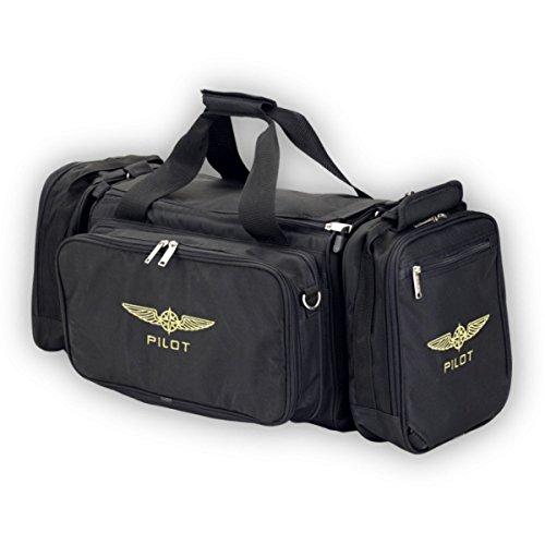 'DESIGN4PILOTS Pilot Pilot Weekend Travel Bag for Short Trips