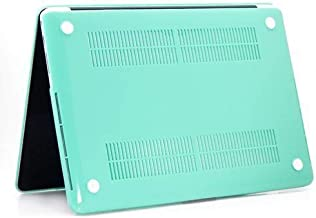 Frost Matte Surface Rubberized Hard Shell Case Cover for MacBook Pro Retina 13 Inch Green Color
