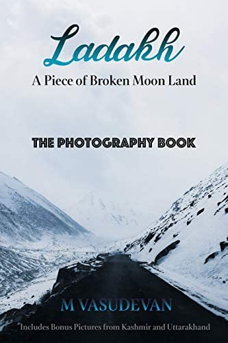 Ladakh A Piece of Broken Moon Land The Photography Book product image