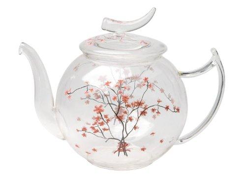 Glas Teekanne Cherry Blossom 1,2l - TeaLogic