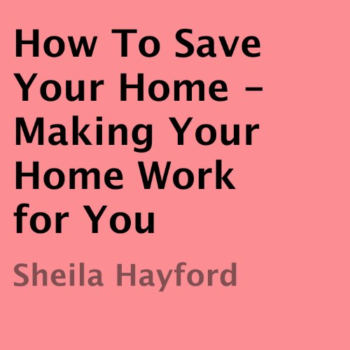 How to Save Your Home cover art