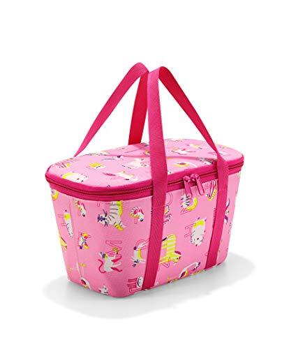Reisenthel coolerbag XS pink 27,5 x 15,5 x 12 cm / 4 l isoliert