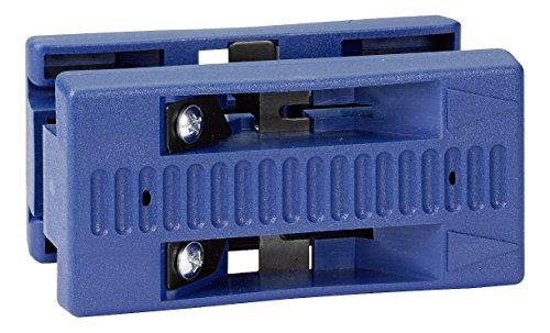 kwb Doppelseitiger Kantenschneider 020300 (2 Längenschneider und 4 Fase-Messer)