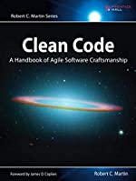 Clean Code - A Handbook of Agile Software Craftsmanship de Robert Martin