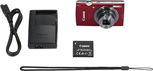 Canon IXUS 160 RED Fotocamera Compatta Digitale
