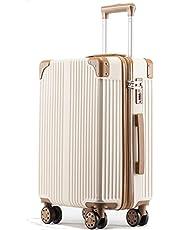 「親子セット」機内持込キャリーバッグ キャリーケース スーツケース 化粧ケース ミニトランク ビジネスキャリーバッグ TSAダイヤル式ロック搭載 機内持込