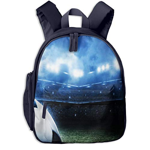 Kinderrucksack Kleinkind Jungen Mädchen Kindergartentasche Fußball Fußball 038 Backpack Schultasche Rucksack