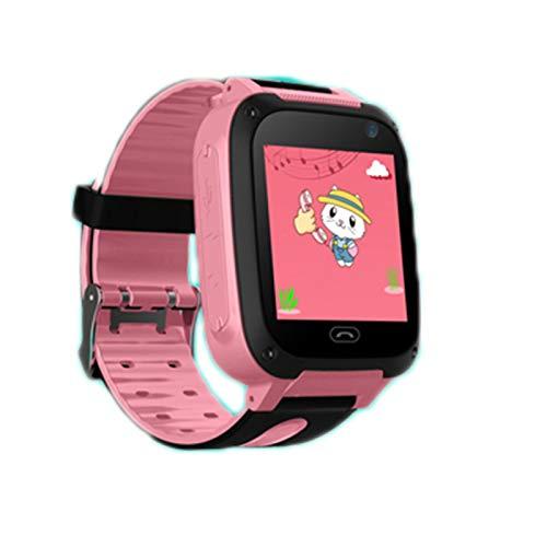 xiaoxioaguo Smart niños teléfono inteligente posicionamiento reloj multifunción pantalla táctil con GPS