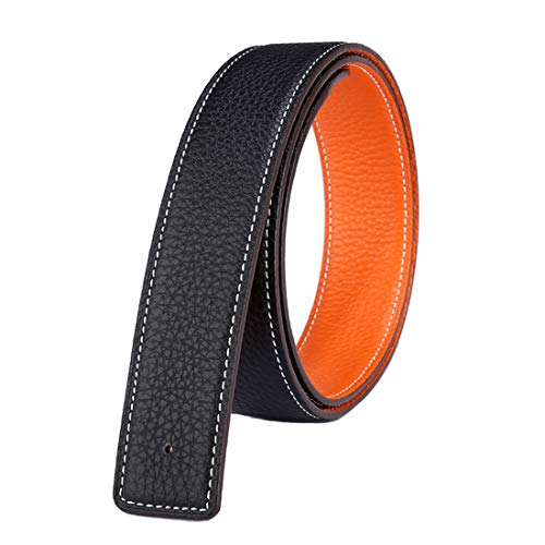 Vatee's Reversible Genuine Leather Belts For...