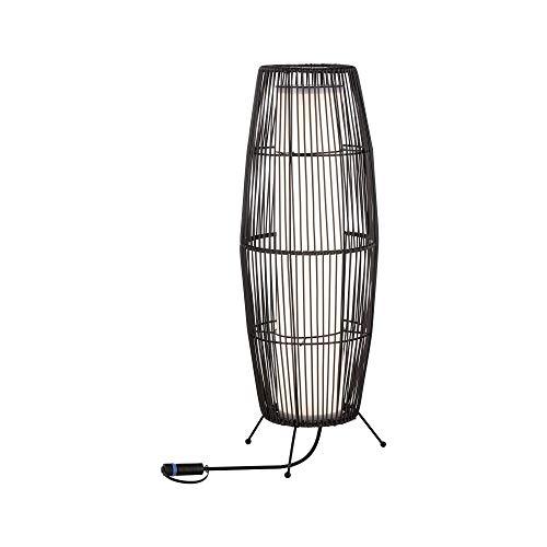 Paulmann 94320 Plug & Shine LED Außenleuchte Outdoor Classic Light Basket 24V IP44 60 * 20cm Außenleuchten Aussenleuchten Gartenbeleuchtung 3000K, anthrazit